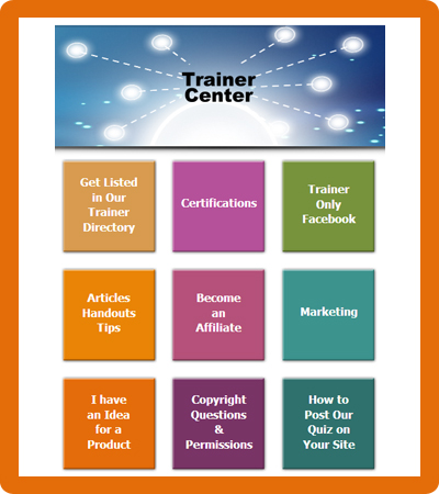 Personality Trainer Center