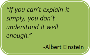 Personality Test Einstein Quote