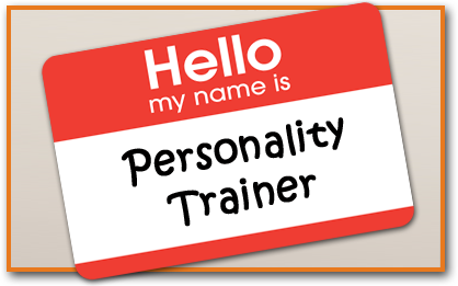 Find Personality Trainer Name
