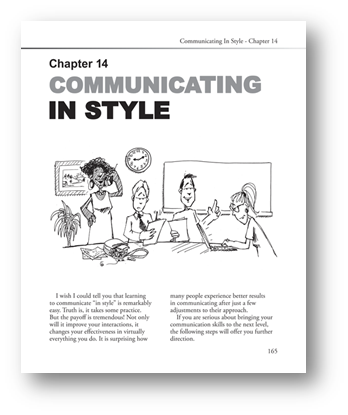 Personality Lingo Book Chapter 14 - communication