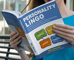 Personality Lingo Book Mary Miscisin Showing Our True Colors Update