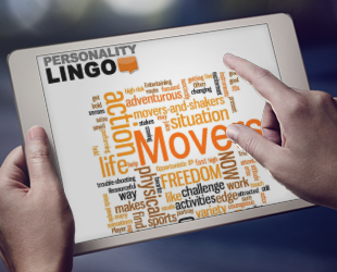 Personality Lingo MOVER E-Report