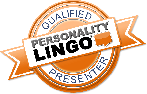 Personality Lingo Qualified Presenter