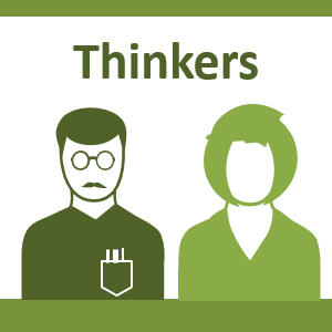 Thinker (NT-Green) Personality Style