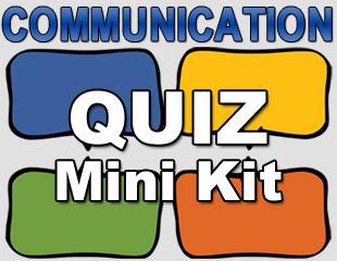 Personality Communication Quiz