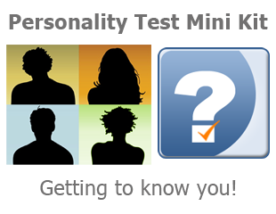 Personality Test Kit - Personality Assessment