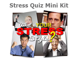 Stress Quiz Kit - Personality Assessment