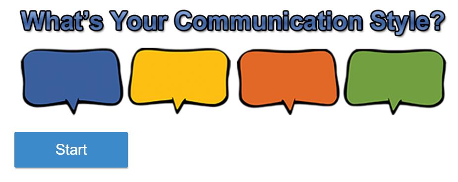 Digital Communication Style Quiz Mini Kit | Personality Lingo